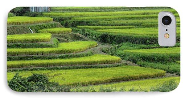 Japan, Nara Prefecture, Soni Plateau IPhone Case by Jaynes Gallery