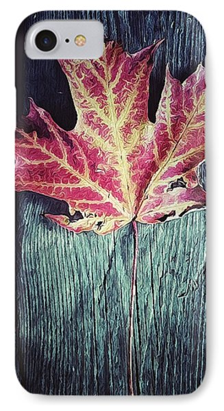Maple Leaf Phone Case by Natasha Marco
