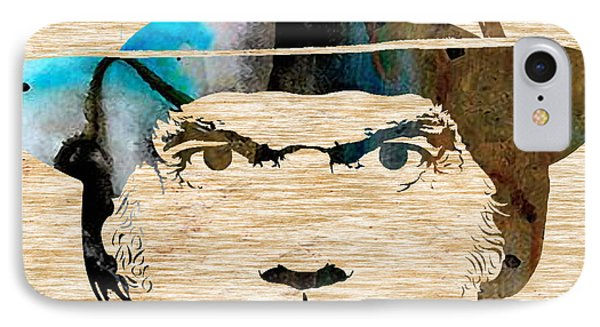 Neil Young IPhone Case by Marvin Blaine