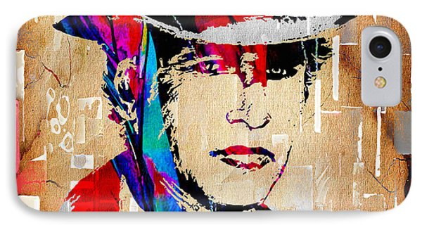Paul Newman Collection IPhone Case by Marvin Blaine