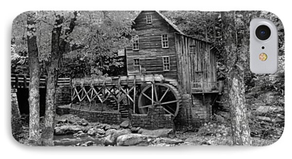 Power Station In A Forest, Glade Creek IPhone Case by Panoramic Images