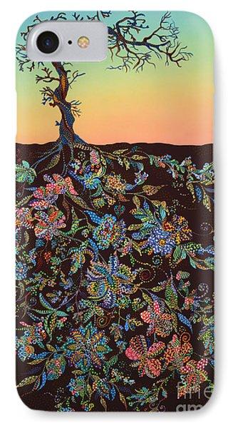 Sunset IPhone Case by Erika Pochybova