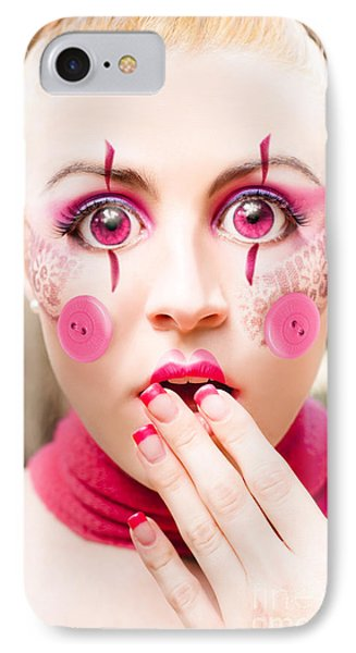 Surprised IPhone Case by Jorgo Photography - Wall Art Gallery