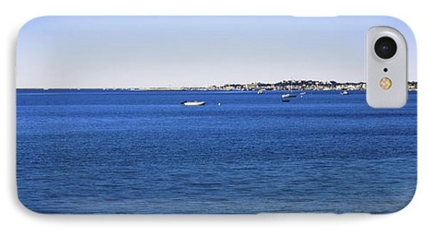 View Of Ocean, Provincetown, Cape Cod IPhone Case by Panoramic Images