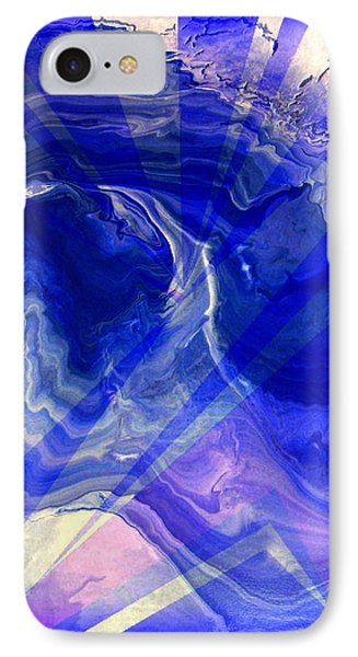 Abstract 36 Phone Case by J D Owen