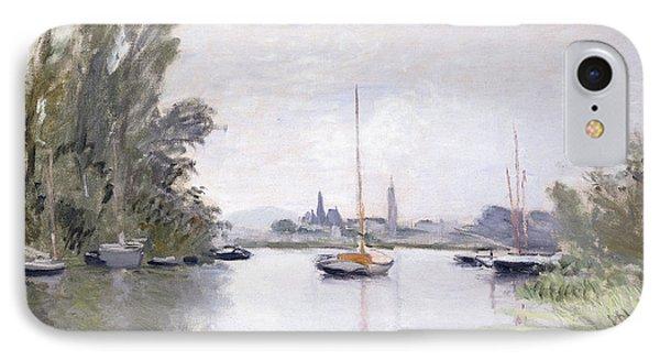 Argenteuil IPhone Case by Claude Monet