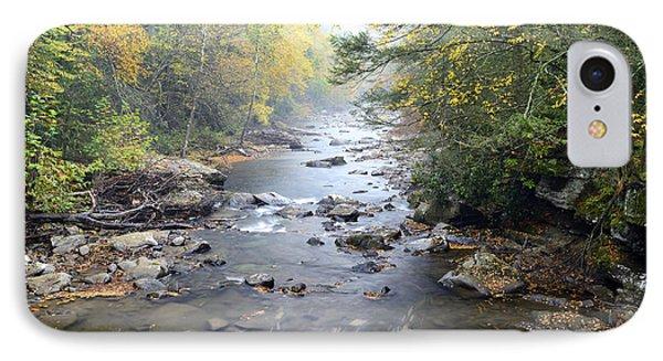 Back Fork Of Elk River IPhone Case by Thomas R Fletcher