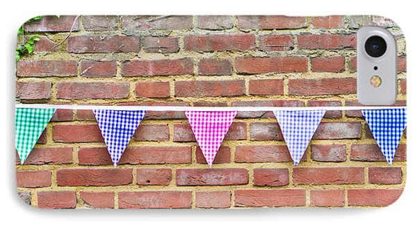 Bunting IPhone Case by Tom Gowanlock