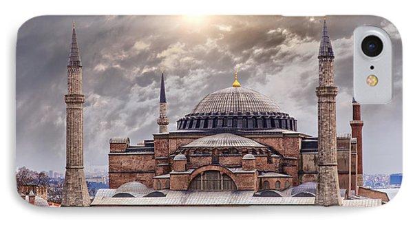 Hagia Sophia Istanbul Phone Case by Sophie McAulay