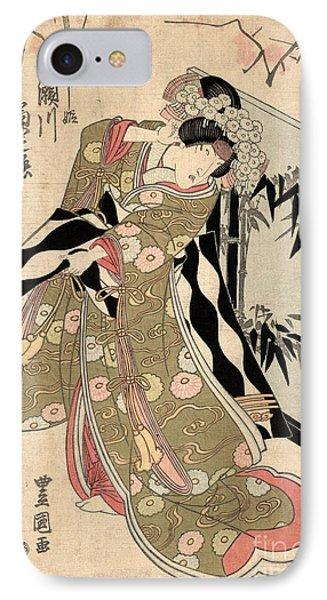 Japan: Tale Of Genji Phone Case by Granger