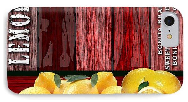 Lemon Farm IPhone Case by Marvin Blaine