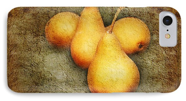 4 Little Pears Are We Phone Case by Andee Design