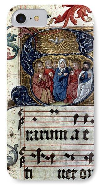 Pentecost IPhone Case by Granger