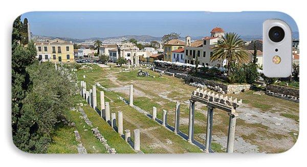 Roman Market Phone Case by George Atsametakis