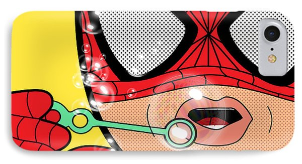 Spiderman  Phone Case by Mark Ashkenazi