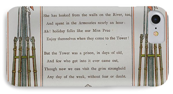 The Tower Of London IPhone Case by British Library