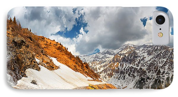 Transfagarasan Highway IPhone Case by Gabriela Insuratelu