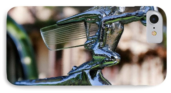 41 Packard Badge Phone Case by Alan Look