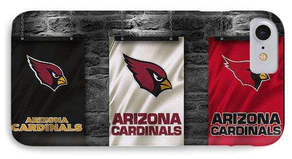 Arizona Cardinals IPhone Case by Joe Hamilton