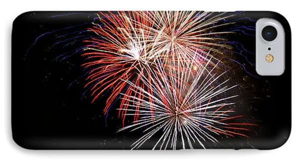 4th Of July 7 Phone Case by Marilyn Hunt