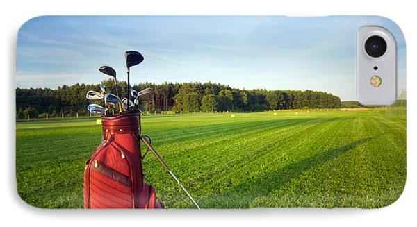 Golf Gear IPhone 7 Case by Michal Bednarek