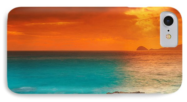 Sunrise IPhone Case by MotHaiBaPhoto Prints