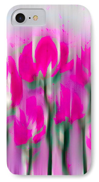 6 1/2 Flowers Phone Case by Frank Bright