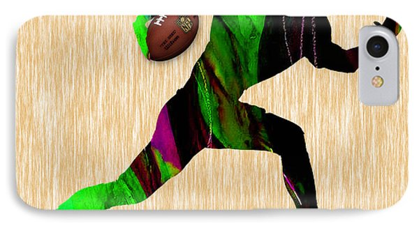 Football IPhone Case by Marvin Blaine
