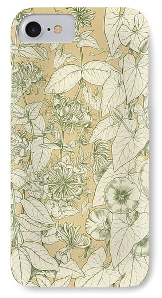 Leaves From Nature IPhone Case by English School