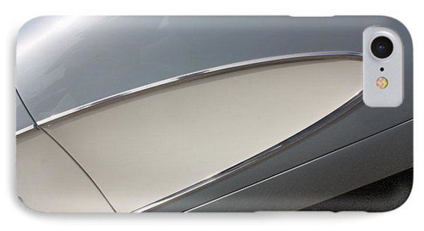 61 Corvette-grey-sidepanel-9244 Phone Case by Gary Gingrich Galleries