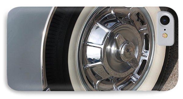 61 Corvette-grey-wheel-9236 Phone Case by Gary Gingrich Galleries