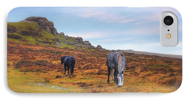 Dartmoor Phone Case by Joana Kruse