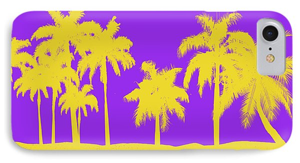 Los Angeles Lakers IPhone Case by Joe Hamilton