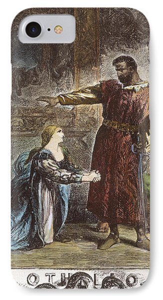 Shakespeare Othello IPhone Case by Granger