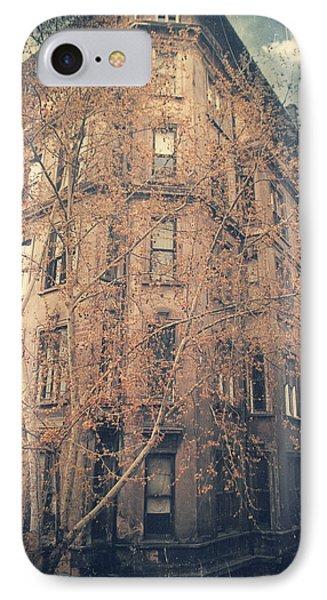7th Floor Phone Case by Taylan Apukovska