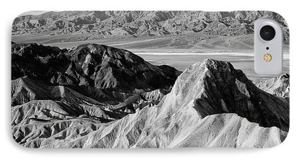 Usa, California, Death Valley National IPhone Case by Jaynes Gallery