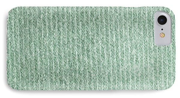 Wool Background Phone Case by Tom Gowanlock