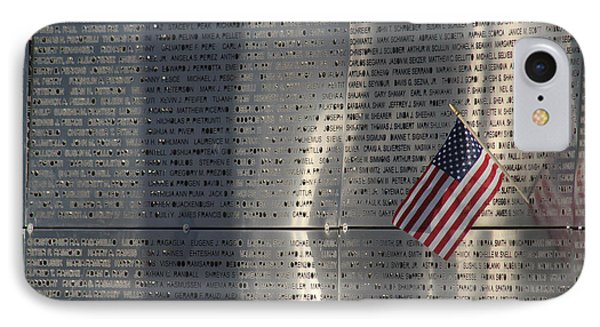 9-11 Memorial Rocky Point New York IPhone Case by Bob Savage
