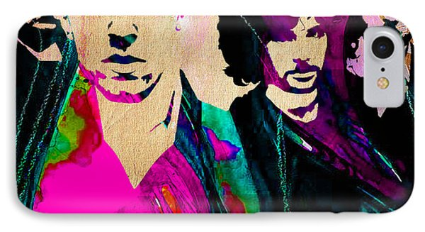 Coldplay Collection IPhone 7 Case by Marvin Blaine