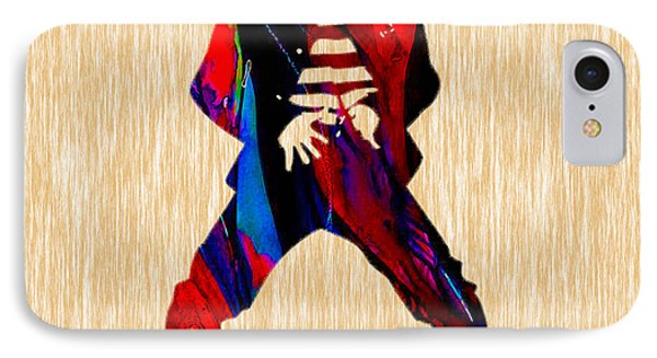 Elvis IPhone Case by Marvin Blaine