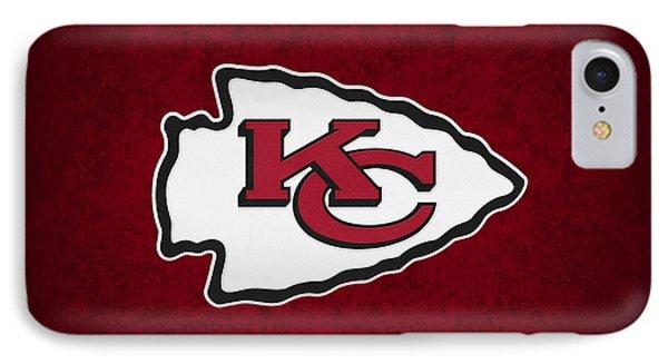 Kansas City Chiefs Phone Case by Joe Hamilton