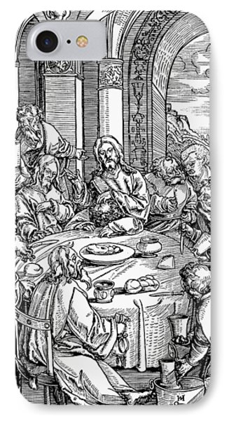 The Last Supper IPhone Case by Granger