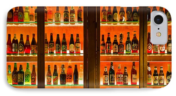 99 Bottles Of Beer On The Wall Phone Case by Semmick Photo