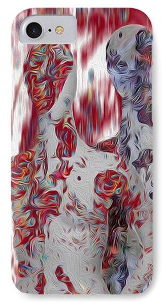 A Couple Phone Case by Jack Zulli