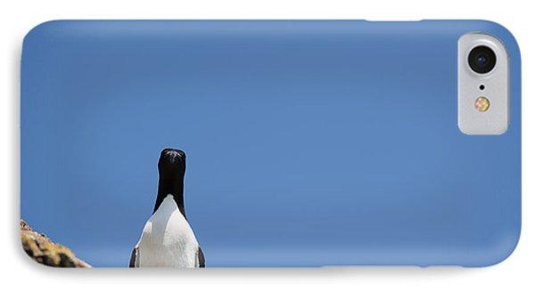 A Curious Bird IPhone 7 Case by Anne Gilbert
