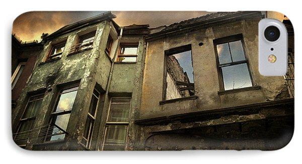 A Day In Balat Phone Case by Taylan Apukovska