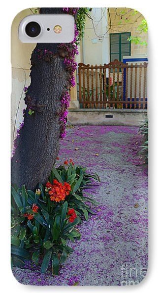 A Hint Of Spring Phone Case by Rene Triay Photography