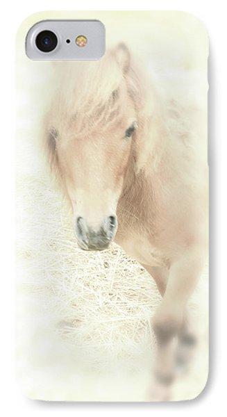 A Horse's Spirit IPhone Case by Karol Livote