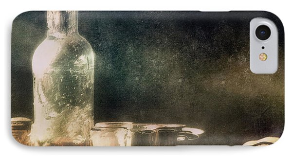 A Light Lunch IPhone Case by Barbara D Richards