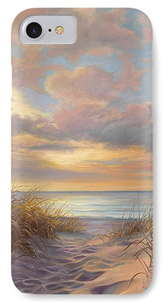 A Moment Of Tranquility IPhone Case by Lucie Bilodeau